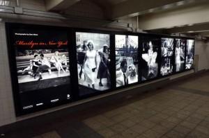 Marilyn in New York by Sam Shaw