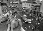 Dalmation and Couple, San Francisco Gay Parade, 1989